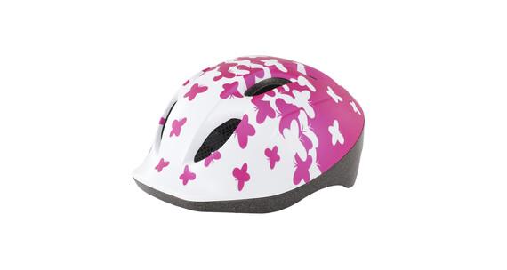 MET Buddy Kinderhelm Schmetterling pink butterflies